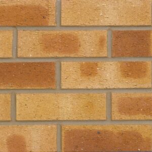 brown mix brick